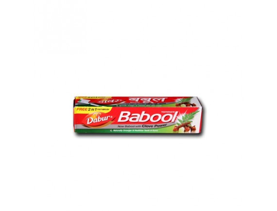 Dabur  Babul Tooth Paste 80gm