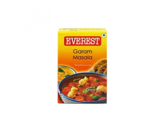 Everest Garam Masla 50gm
