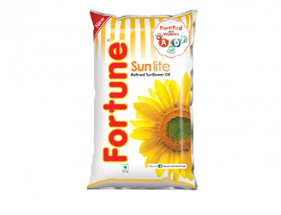 Fortune Sunlite Refined Oil 1ltr